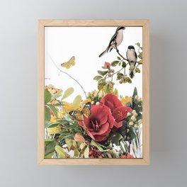 FLOURISHING Framed Mini Art Print