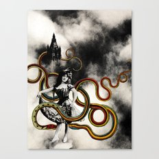 Doublethink Canvas Print