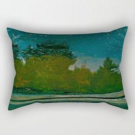 The Bottom Rectangular Pillow