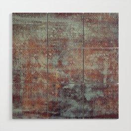 Fiberglass Wood Wall Art