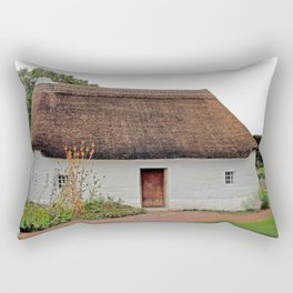 Nant Wallter Cottage. Wales. Rectangular Pillow