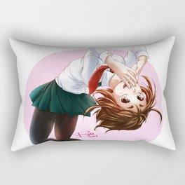 Uraraka Ochako from My Hero Academia Rectangular Pillow