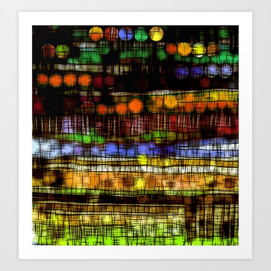 :: Subconscious :: Art Print