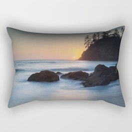 Pewetole Sunset Rectangular Pillow