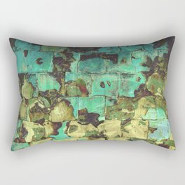 Systemic Collapse Rectangular Pillow