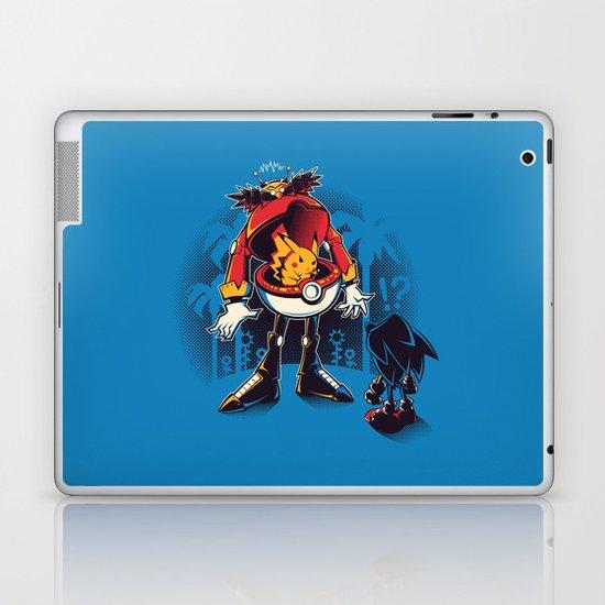 Gotta Crush 'Em All Laptop & iPad Skin