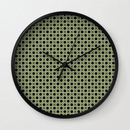 tic-tac-toe Wall Clock