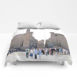 Temple of Luxor, no. 10 Comforters