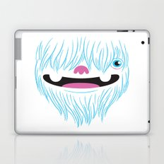 Happy Yeti Laptop & iPad Skin