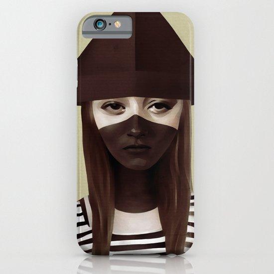 Ceci n'est pas un chapeau iPhone & iPod Case