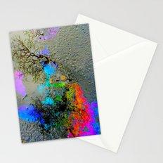 Urban Rainbow Stationery Cards