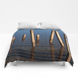Walking Water Stilts Comforters