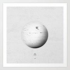 Element: Air Art Print