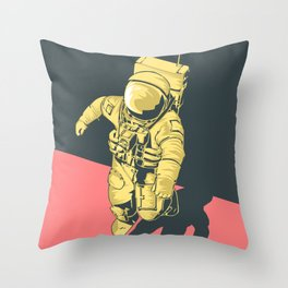 X-Over Throw Pillow
