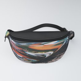 Candle Coffee Cup Fanny Pack