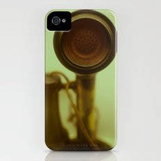 Can you hear me now? iPhone (4, 4s) Slim Case