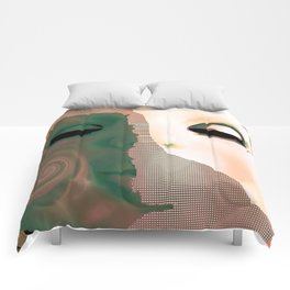 Baby Face Comforters
