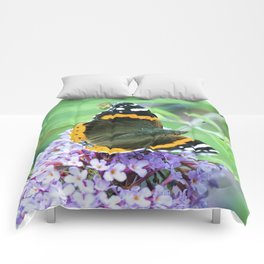 Butterfly VII Comforters