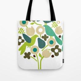 birdy num num Tote Bag