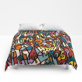 Jammin' Good Comforters