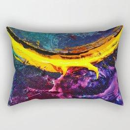 Total Eclipse of the Sun Rectangular Pillow
