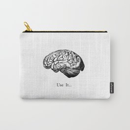 Brain Anatomy - Use It Carry-All Pouch