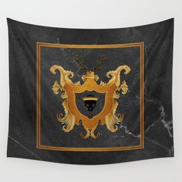 House of Gold and Marble Wall Tapestry