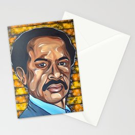 George Jefferson Stationery Cards