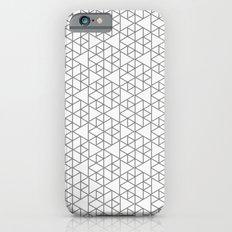 Karthuizer Grey & White Pattern iPhone 6s Slim Case