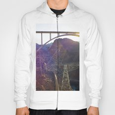 Hoover Dam Electicity Towers Hoody