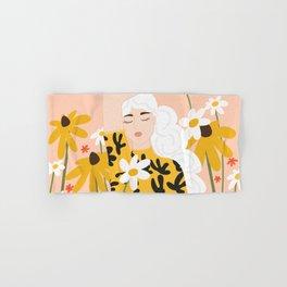 In the wildflowers  Hand & Bath Towel
