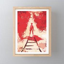 Baccano Framed Mini Art Print