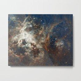 In the Heart of the Tarantula Nebula Metal Print