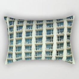 Tel Aviv - Crown plaza hotel Pattern Rectangular Pillow