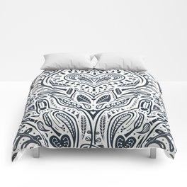 Folklore Pattern 3 Comforters