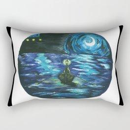 Swing Low Sweet boat Rectangular Pillow
