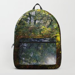 Sunny forest 7 Backpack