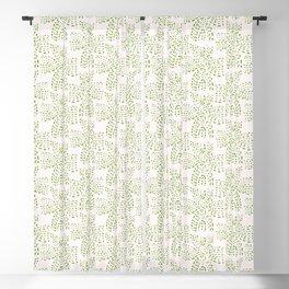 green cross Blackout Curtain