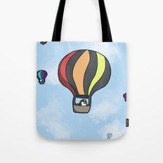Penguin Transport Tote Bag
