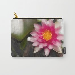 Magic Water Lily Carry-All Pouch