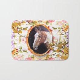 Paint Horse Bath Mat