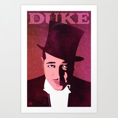 Duke Ellington Art Print