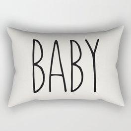 Baby - Dunn Inspired Rectangular Pillow