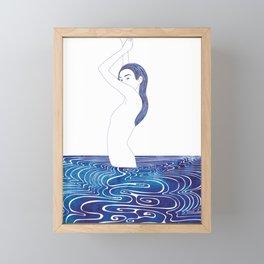 Eumolpe Framed Mini Art Print