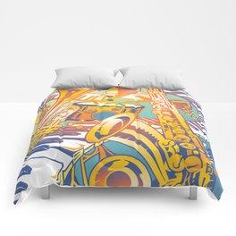 Jazz Comforters