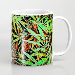 Cartoon Cannabis Jungle Coffee Mug