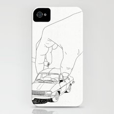 Driving home iPhone (4, 4s) Slim Case