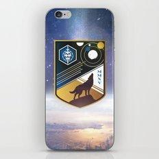 Destiny Wolfpakk iPhone & iPod Skin