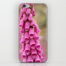 Foxglove II iPhone & iPod Skin