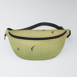 FLYING HIGH :) Fanny Pack